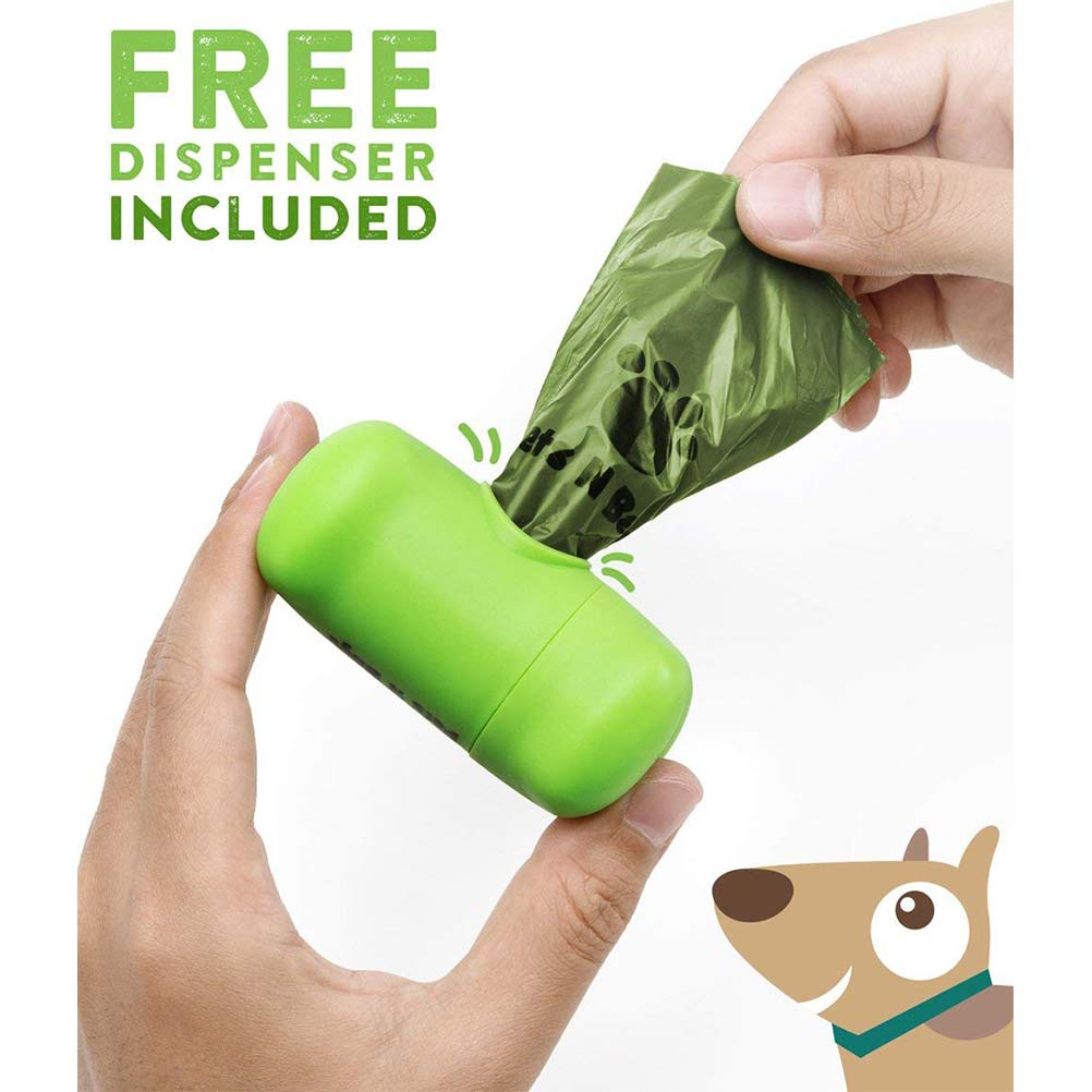 Biodegradable Dog Waste Poop Bags My Esa Doctor